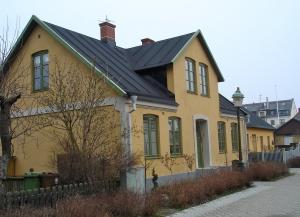 Västra Ansgarigatan 8, fastighet Bergtungan 6